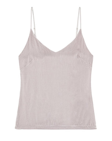 PM to AM CAMISOLE TOP {PLATINUM}