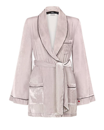 THE BON VIVANT ROBE {PLATINUM}