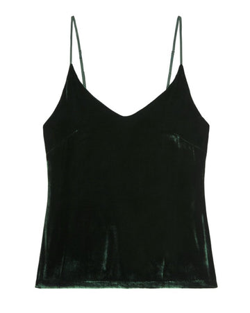 PM to AM CAMISOLE TOP {EMERALD}