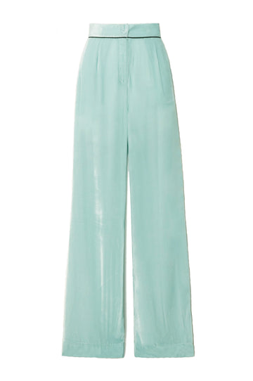 NET-A-PORTER Exclusive: VELVET BOTTOM {MINT}
