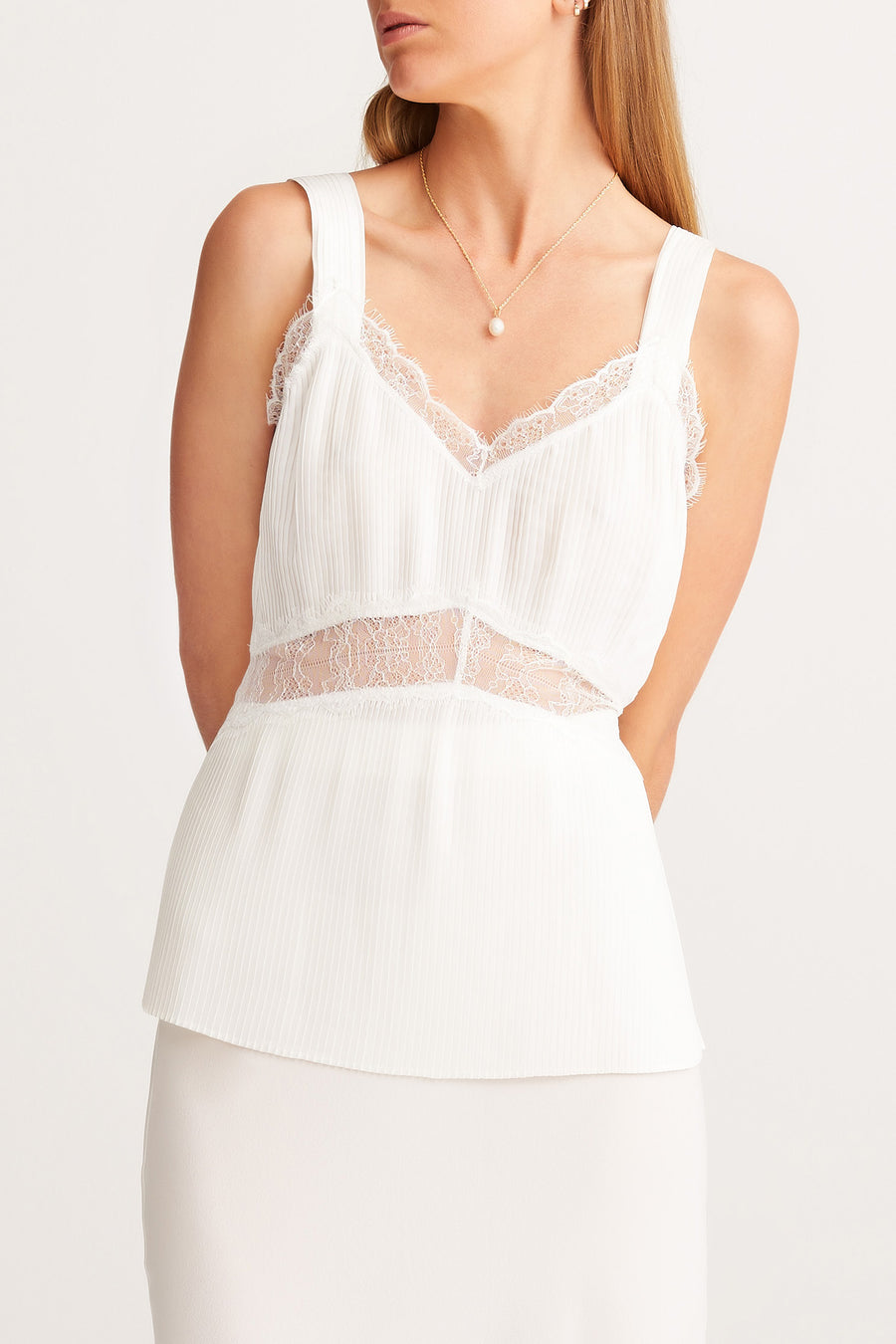 The Osiris Camisole {White}