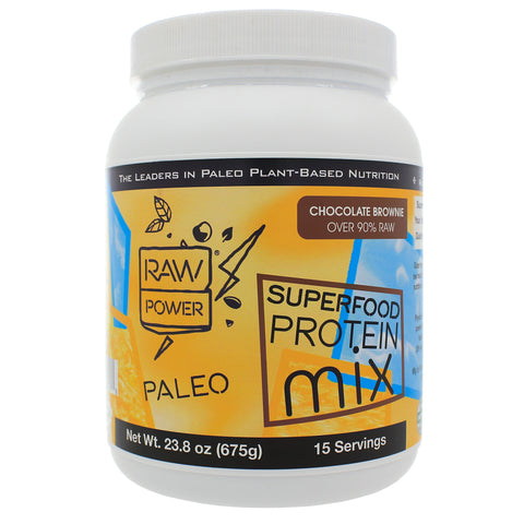 Raw Power Superfood Mix- Chocolate