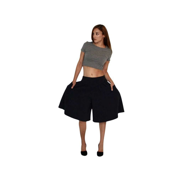 KARINA WIDE LEG SHORTS