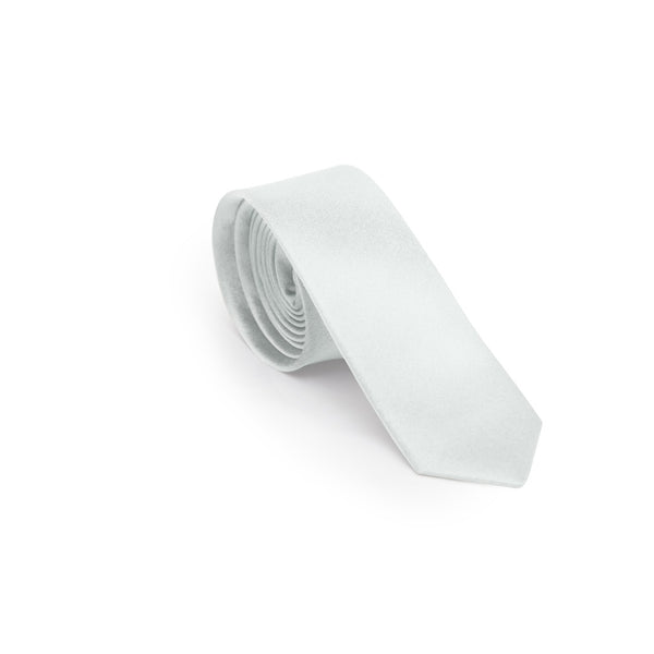 Frosted Mint Skinny Tie