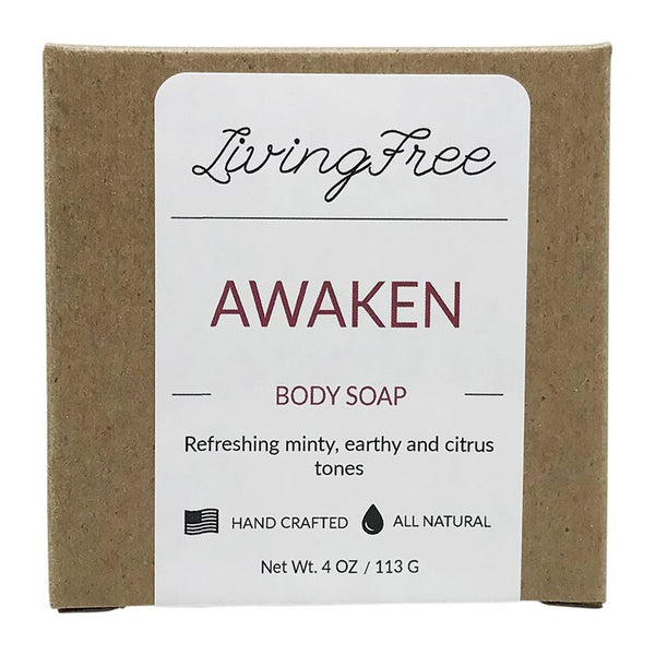 Awaken Body Soap