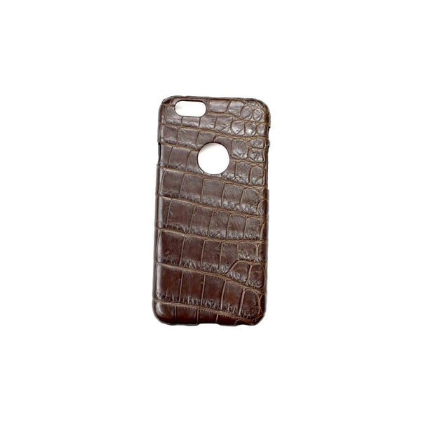 Genuine Exotic Crocodile iPhone 6/6s case #0026