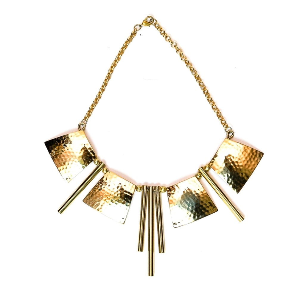 Goddess collar  necklace