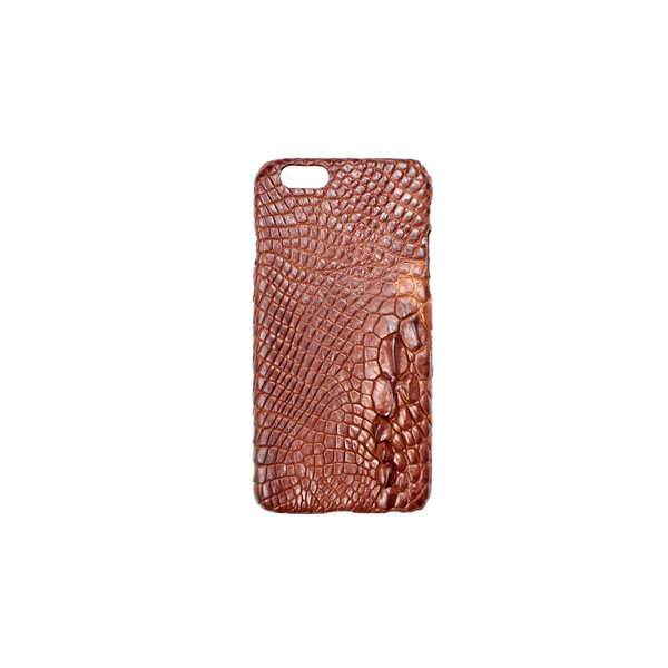 Genuine Exotic Crocodile iPhone 6/6s case #0008