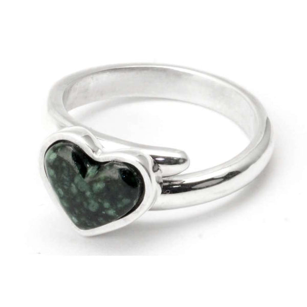 "Ring ""Coeur de Jaguar"""