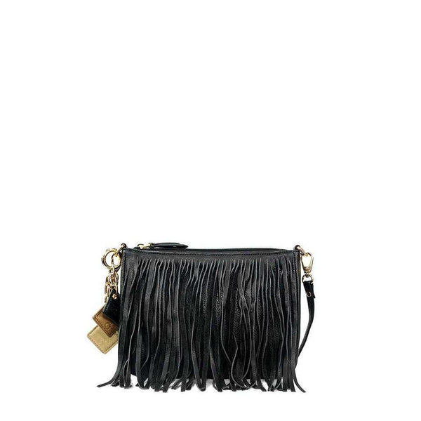Willow Handbag -Midnight Black