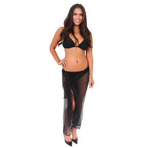Mesh Sarong Long Length