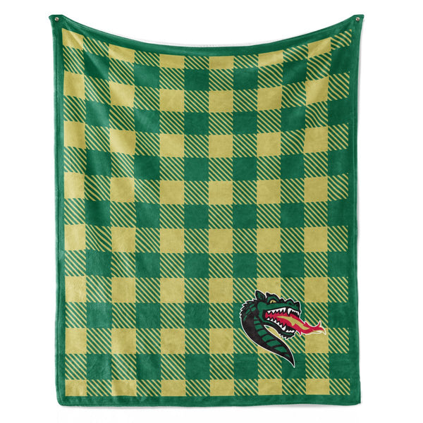 Official NCAA University of Alabama at Birmingham - Light Weight Fleece Blanket 2 Sizes