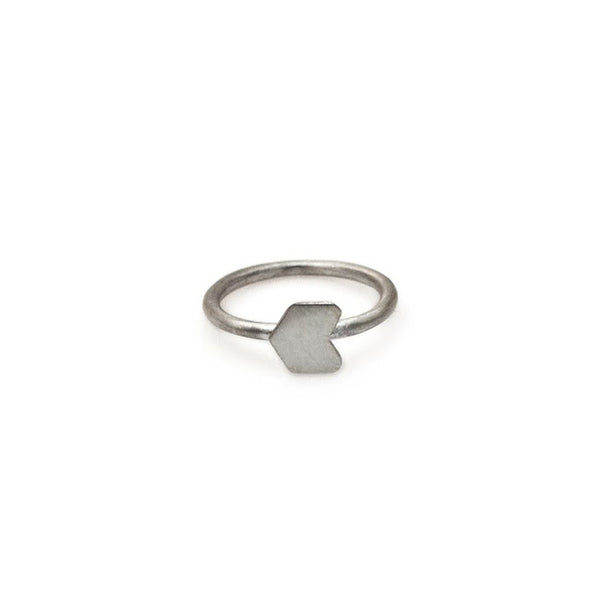 Arrow Ring-Silver