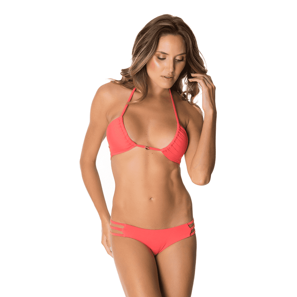 Sedona Top in Coral