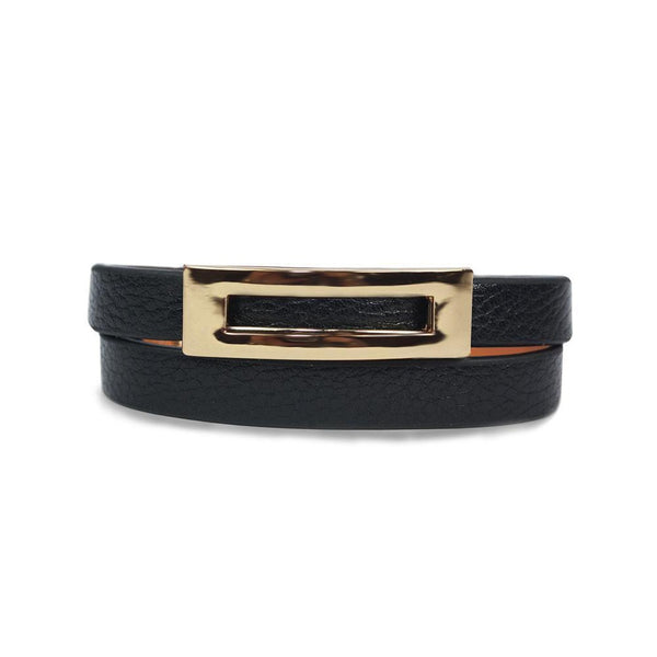 Buckled Bracelet - Midnight Black