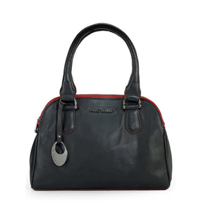 Phive Rivers Women's Black Handbag-PR1096