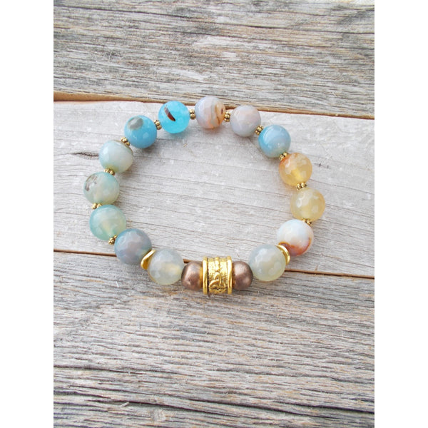 (No. 8671JB) - Misty Skies Bracelet