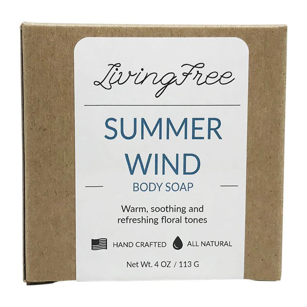Summer Wind Body Soap