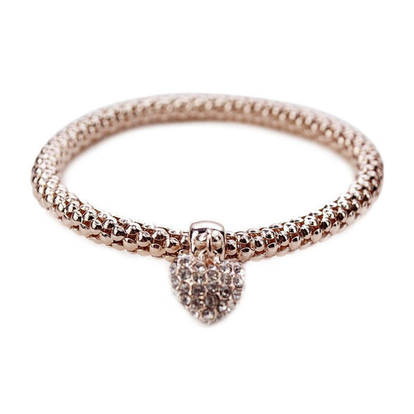 Love Me Bracelet-Rose Gold