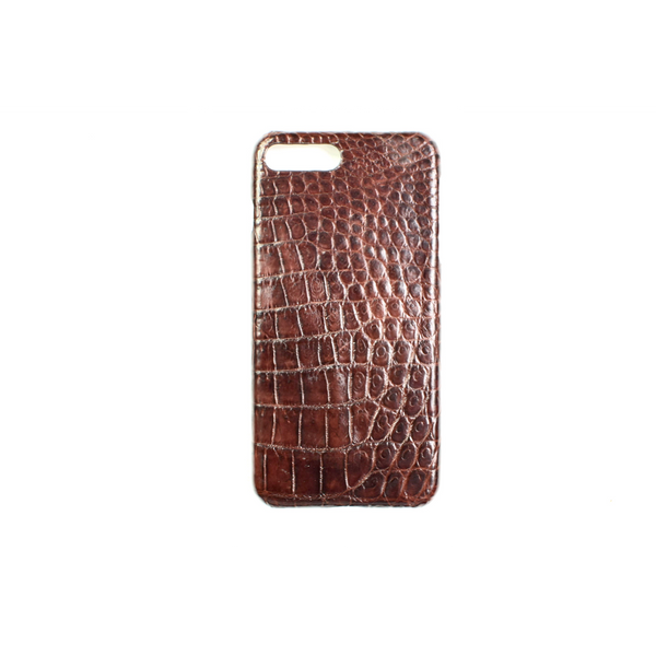 Genuine Exotic Crocodile iPhone 7 Plus case #0002