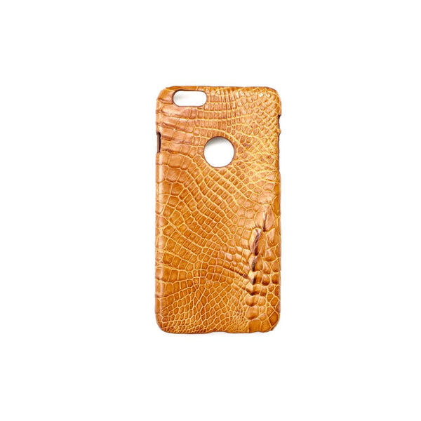 Genuine Exotic Crocodile iPhone 6 & 6s case #0025
