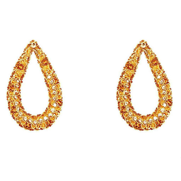 THE DIVA STATEMENT EARRINGS.