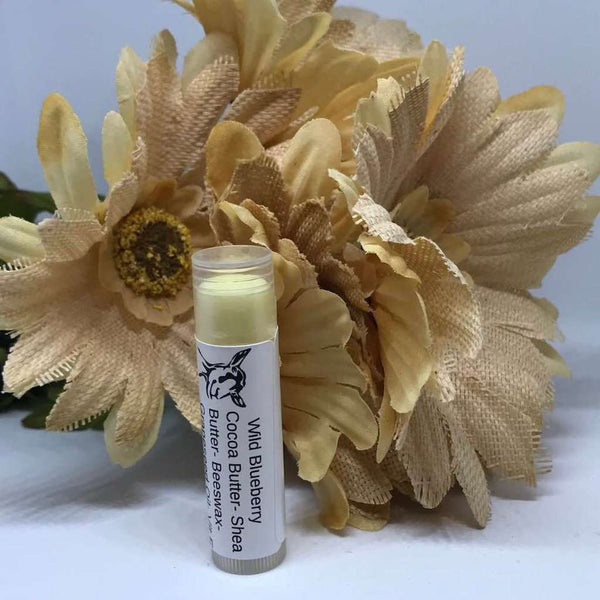 Wild Blueberry Lip Balm