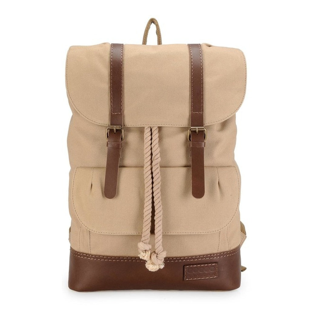 Phive Rivers Men's Khaki Backpack-PR1143