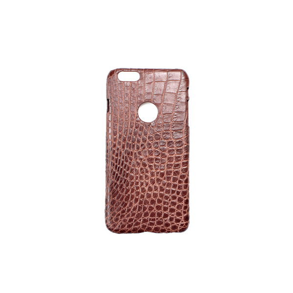 Genuine Exotic Crocodile iPhone 6Plus case #0009