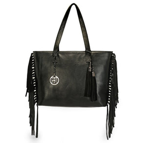 Phive Rivers Women's BLACK Handbag-PR1071
