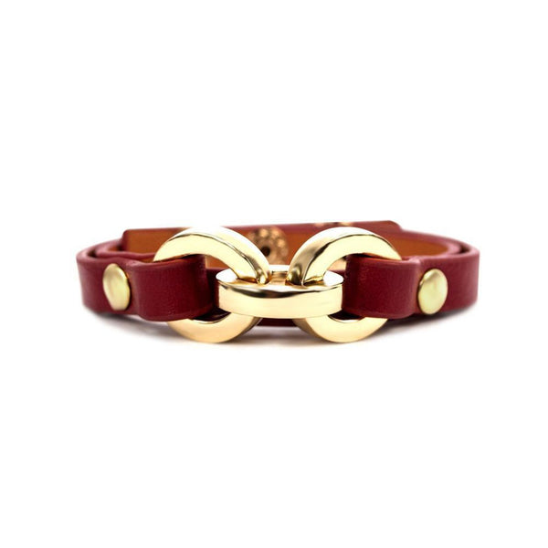 Latch Bracelet - Scarlet Red