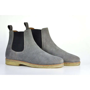 The Maddox 2 | Grey Suede