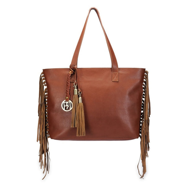 Phive Rivers Women's TAN Handbag-PR1078