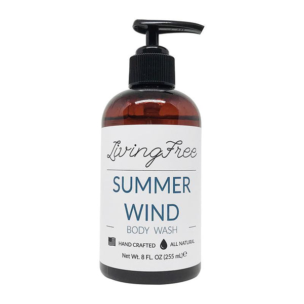 Summer Wind Body Wash