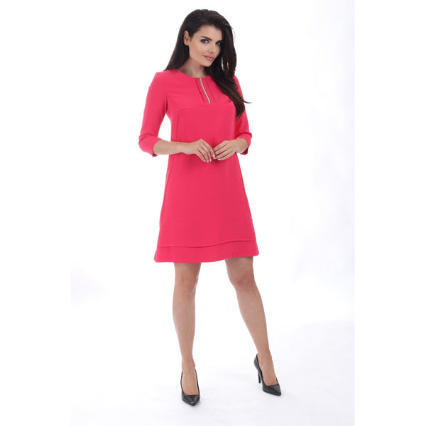 Dress Margo collection model 796a red