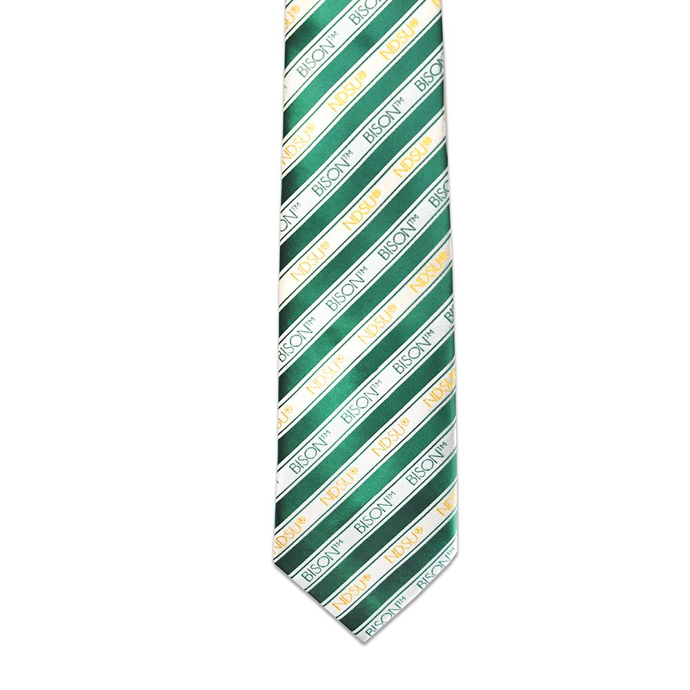 North Dakota State Men's Tie