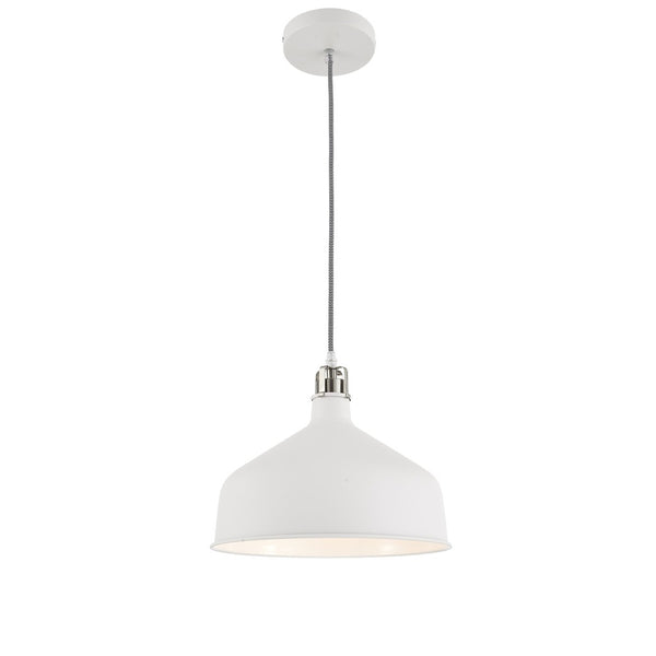 Ohr Lighting® IGLU Pendant, White (OH122)