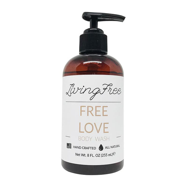 Free Love Body Wash