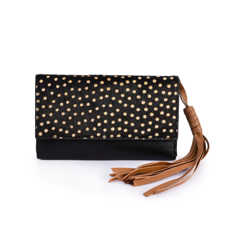 Phive Rivers Women's Leather Wallet -PRU1381