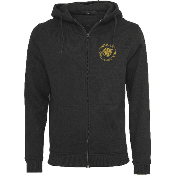 The Lion head Heavy zip hoody