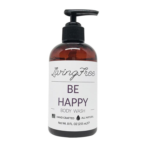 Be Happy Body Wash