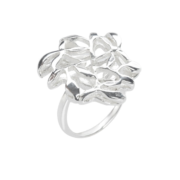 Marie ring silver