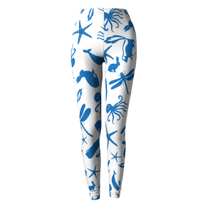 Multi Creature Leggings