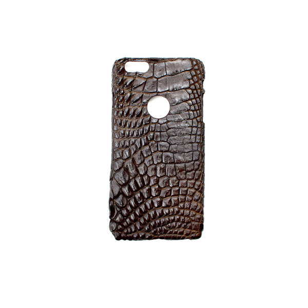 Genuine Exotic Crocodile iPhone 6Plus case #0012