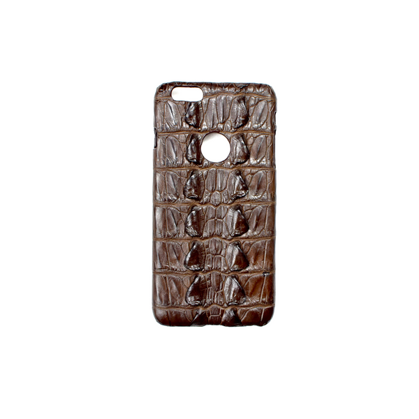 Genuine Exotic Crocodile iPhone 6Plus case #0011