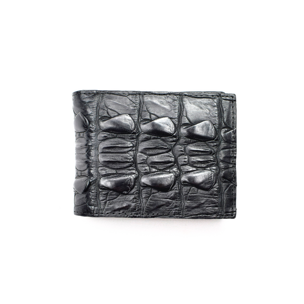 Genuine Exotic Crocodile skin wallet #0024