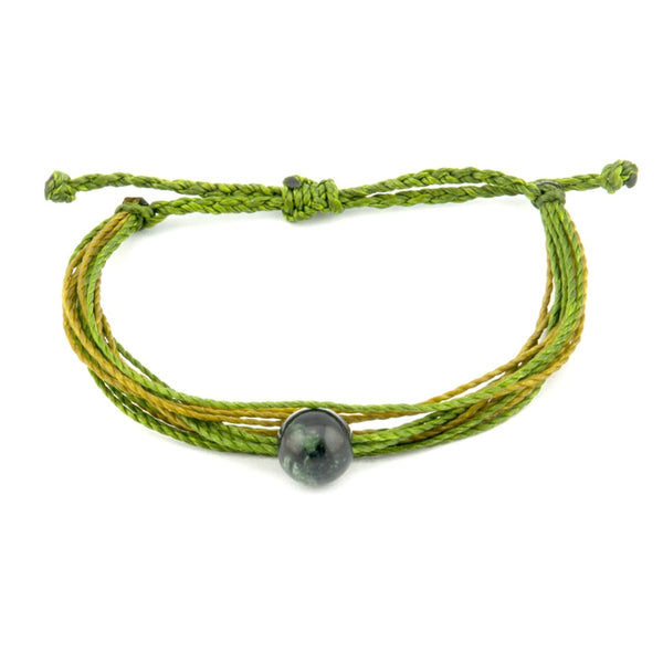 "Friendship Joya Life´s Bracelet ""Green Sap"""