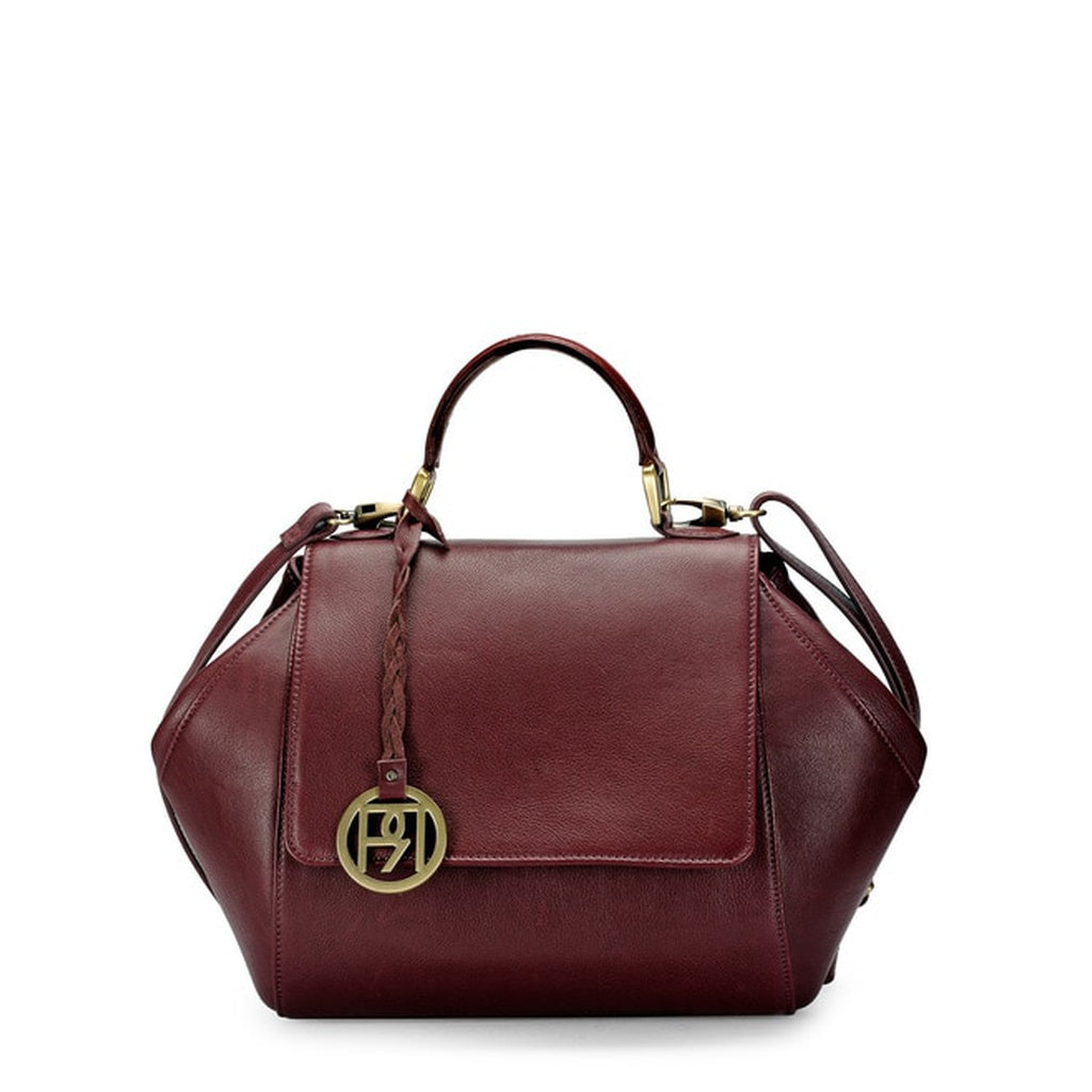 Phive Rivers Women's BURGUNDY Satchel Bag-PR1063