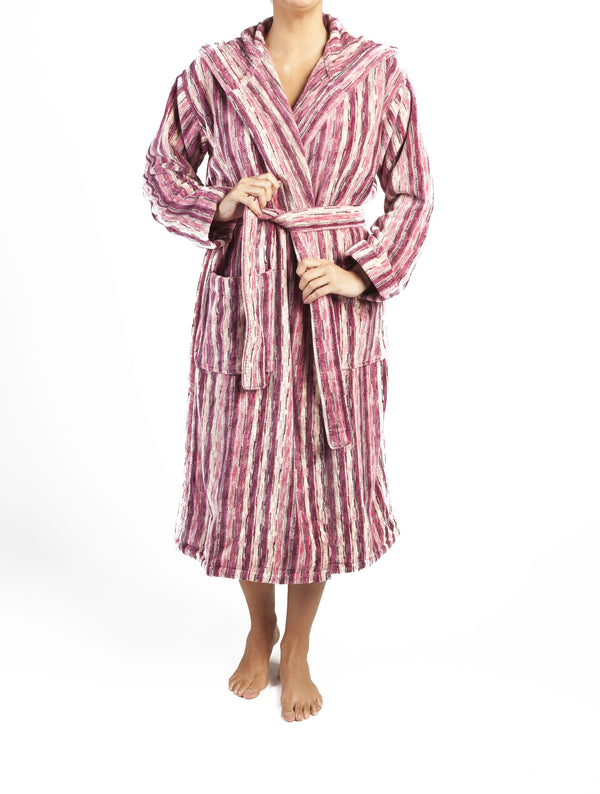Pink Perth Bath Robe