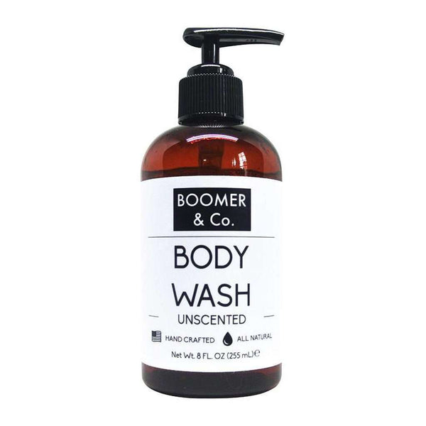Unscented Body Wash